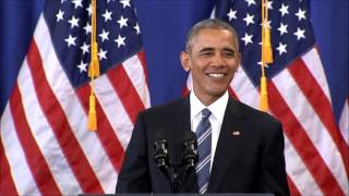 Download Obama's 17 Best Jokes and Jabs Video
