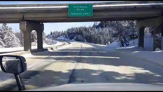 Download BigRigTravels LIVE! Butte to Bozeman, Montana Interstate 90 East-Feb. 19, 2018 Video