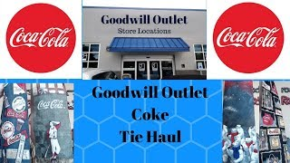 Download Thrift Haul of Coke @ the goodwill outlet Video