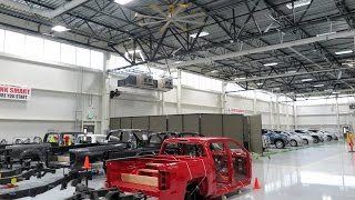 Download Toyota Shows R&D Expansion - NewCarNews.TV's Bob Giles Takes a Tour Video