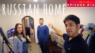 Download RUSSIAN APARTMENT TOUR : A must watch before Couchsurfing in Russia Video