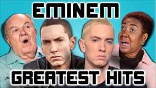 Download ELDERS READ EMINEM'S HIT SONGS (React) Video