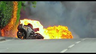 Download Road Racing : Guy Martin Crash TT 2010 Video