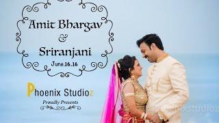 Download Amit Bhargav weds Sriranjani wedding Video