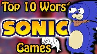 Download Top 10 Worst Sonic Games Video