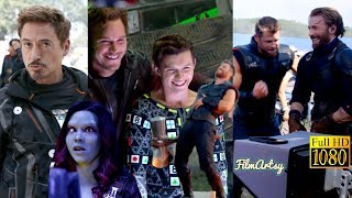 Download Avengers: Infinity War Full Bloopers and Gag Reel - Hilarious Marvel Outtakes 2018 Video