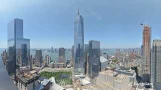 Download Official 11 Year Time-Lapse Movie of One World Trade Center Video