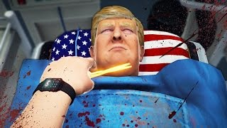 Download WOULD YOU DO IT?? | Surgeon Simulator Trump DLC Video