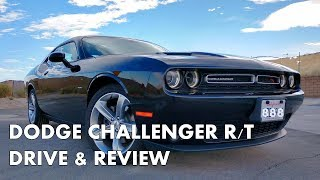 Download 2017 DODGE CHALLENGER R/T HEMI - Drive and Review Video