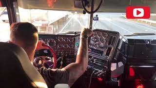 Download Detroit 13 speed. Loaded Truck. Video