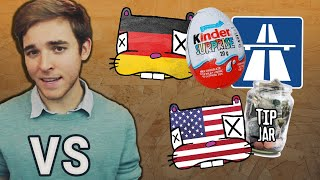 Download 9 MORE Taboo, Weird, or Illegal Things in America That Are Normal in Germany Video
