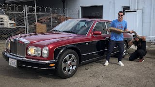 Download I Straight Piped My V12 Rolls Royce - IT SOUNDS AMAZING Video