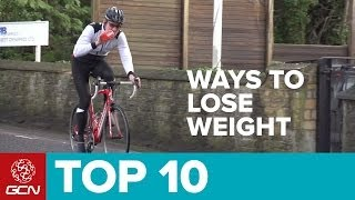 Download GCN's Top Ten Ways To Lose Weight Through Cycling Video