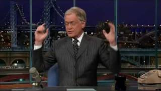 Download letterman rant superbowl 42 XLII 2008 Video
