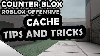 Download CACHE TIPS AND TRICKS! - COUNTER-BLOX: ROBLOX OFFENSIVE Video
