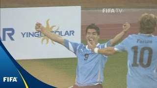 Download Suarez the difference against 'El Tri' Video