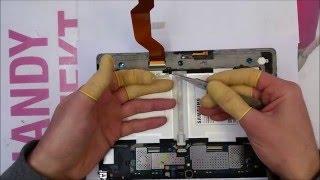 Download GOREPAIR.DE Galaxy Tab S (10.5, LTE) SM-T805 Display Austausch Glas Tausch Reparatur disassembly Video