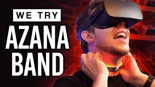 Download *REAL PAIN* in VR! (World First Demo of the Azanaband) Video