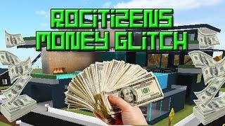 Download ROBLOX   INSANE RoCitizens MONEY GLITCH! [NEW] [WORKING] [OCTOBER 2016] Video