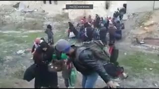 Download Syrian Arab Army liberate 4000 civilians in eastern Aleppo! Video