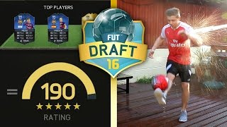 Download FIFA 16 - WINNING THE DRAFT WITH A 190!? Video