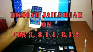 Download How to: remove Jailbreak any iDevice on iOS 8.1.2 Video