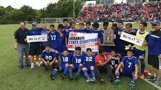 Download 2017 7A Boys Soccer Championship Highlights Video