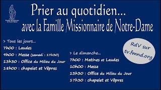 Download La messe du mercredi 4 décembre 2019 Video