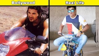 Download Bollywood vs Reality Video