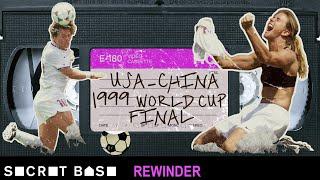 Download Brandi Chastain's World Cup-winning goal demands a deep rewind | 1999 USA vs. China Video