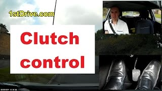 Download Clutch control driving lesson. Learn how to perfect clutch control Video