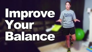 Download Improve Your Balance with Simple Exercises - Ask Doctor Jo Video