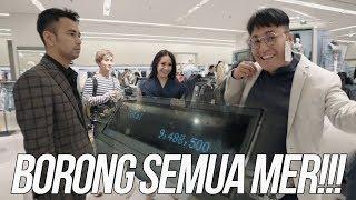 Download BELANJAIN SEMUANYA KHUSUS MERRY - MERR BORONG ABISS MERR!! Video