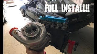 Download EVERYTHING YOU NEED TO TURBO A CAR!! Video