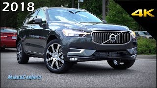 Download 2018 Volvo XC60 T6 AWD Inscription LOADED - Ultimate In-Depth Look in 4K Video