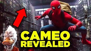 Download Spider-Man Missing Easter Egg! Howard the Duck FOUND! (Homecoming Rewatch) Video