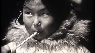 Download Eskimo/Inuit children in 1940, Alaska Video