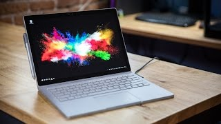 Download Tested: Microsoft Surface Book Performance Base Review Video