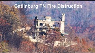 Download Gatlinburg TN Fire Aftermath Video