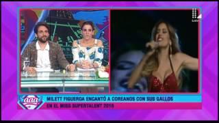 Download Milett Figueroa cantó en concurso y la comparan con 'La Chimoltrufia' Video