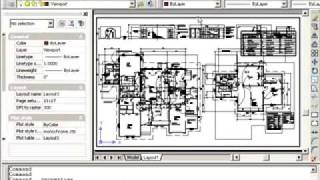 Download Publishing with Layouts in AutoCAD, Part 1 of 2 Video