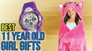 Download 10 Best 11 Year Old Girl Gifts 2017 Video