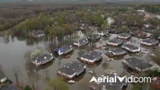 Download NELA Flood 2016 // 03.10.2016 // Monroe Louisiana Video