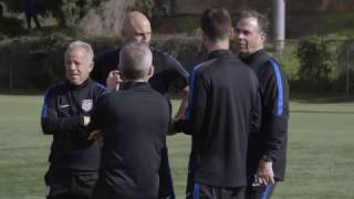 Download Bruce Arena's First 2017 Training Session with the U.S. MNT Video