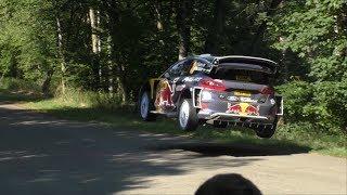 Download WRC ADAC Rallye Deutschland 2018 Video