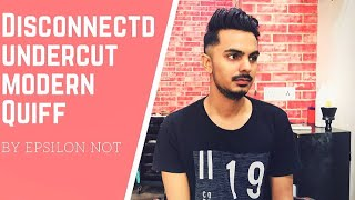 Download Best Hair Style For Men 2018 | Disconnected Undercut Modern Quiff Haircut And Style Video