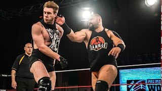 Download Will Ospreay vs Rampage - Pro Wrestling World Cup 17 (2nd Round English Qualifier) Video