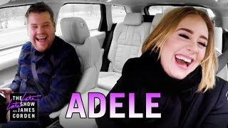 Download Adele Carpool Karaoke Video