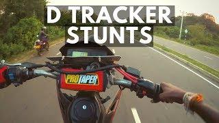 Download Kawasaki D Tracker Stunts l Sri Lanka Video