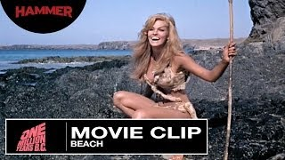 Download One Million Years BC / Beach (Official Clip) Video